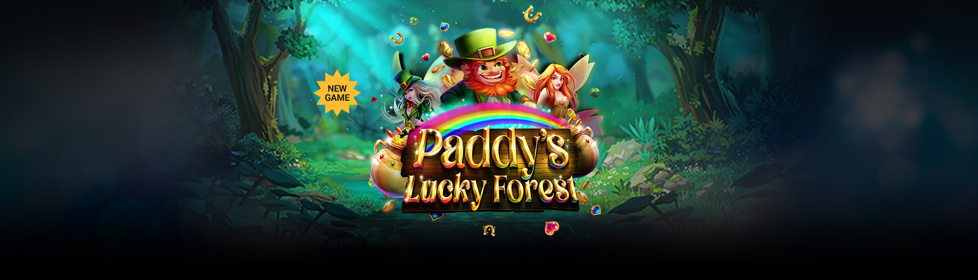 Paddys Lucky Forest
